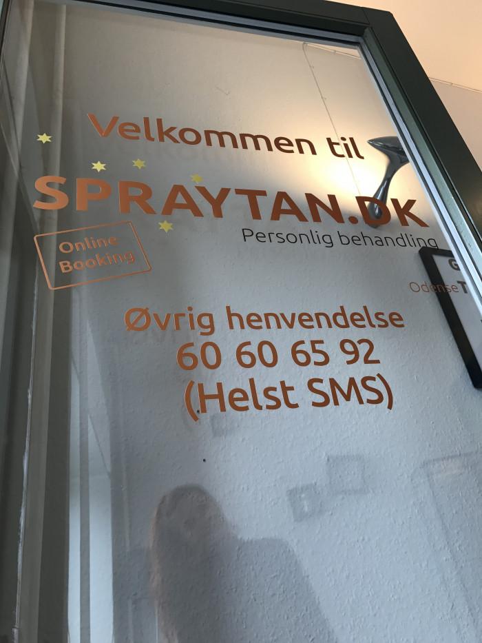 Guldpakken - Køb dig ind i Spraytan.dk og bliv franchisetager.