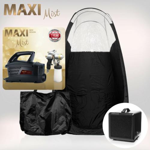 MaxiMist™ EVOlution PRO - Inkl. Telt & Afledningsmaskine