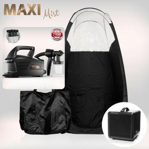 MaxiMist™ EVO TNT Inkl. Telt og Afledning.