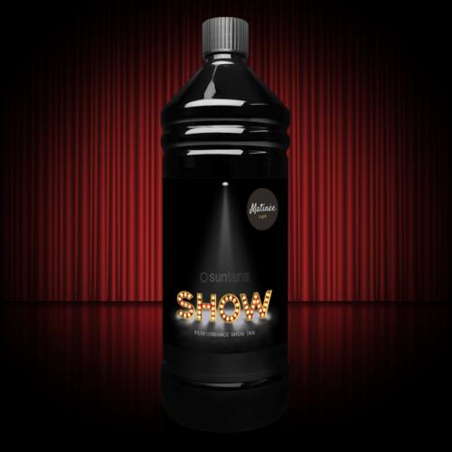 Suntana - Show Martinee - Lys Spray tan Væske - 1 Liter - Special Væske