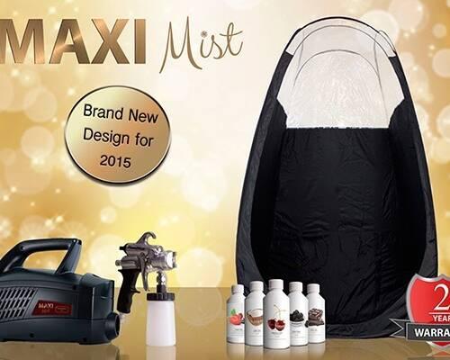 MaxiMist™ EVOlution PRO - startpakke med telt