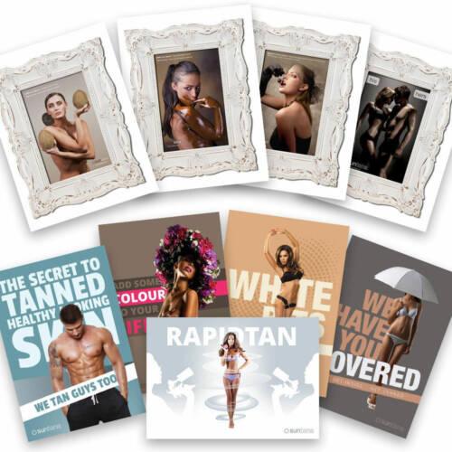 A2 Suntana Poster Collection – A2 Reklame Plakat