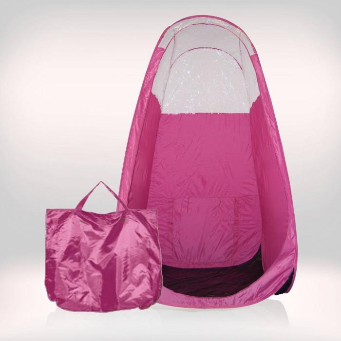 Flot spray tan telt i pink