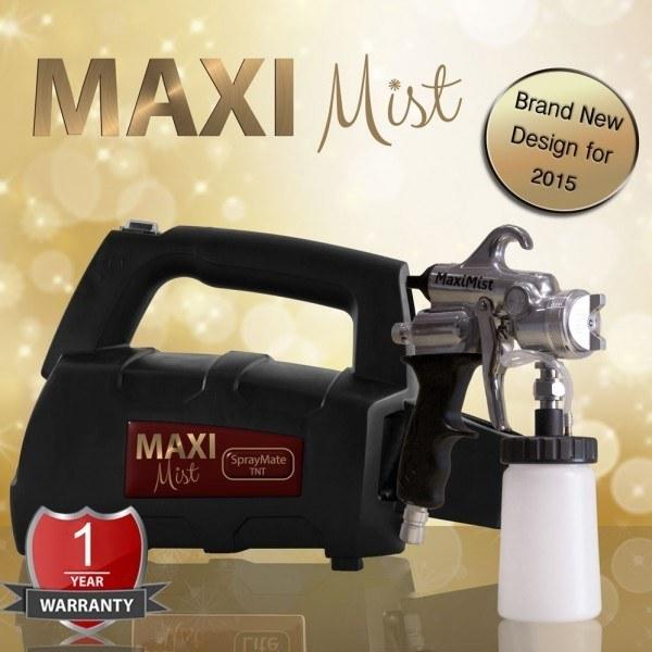Spraymate PRO MaxiMist spray tan udstyr